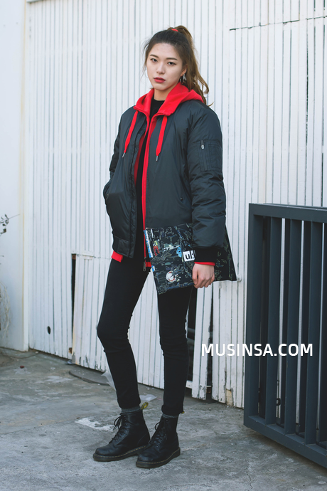 Korean Street Fashion 2016 March Taken In Streets Of Seoul Korea Pinterest Korean