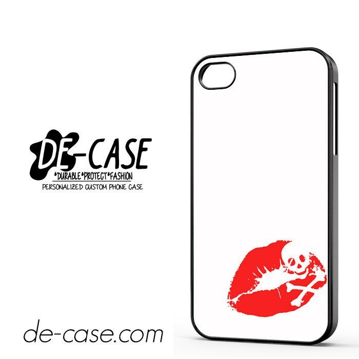 Death Kiss DEAL-3110 Apple Phonecase Cover For Iphone 4 / Iphone 4S