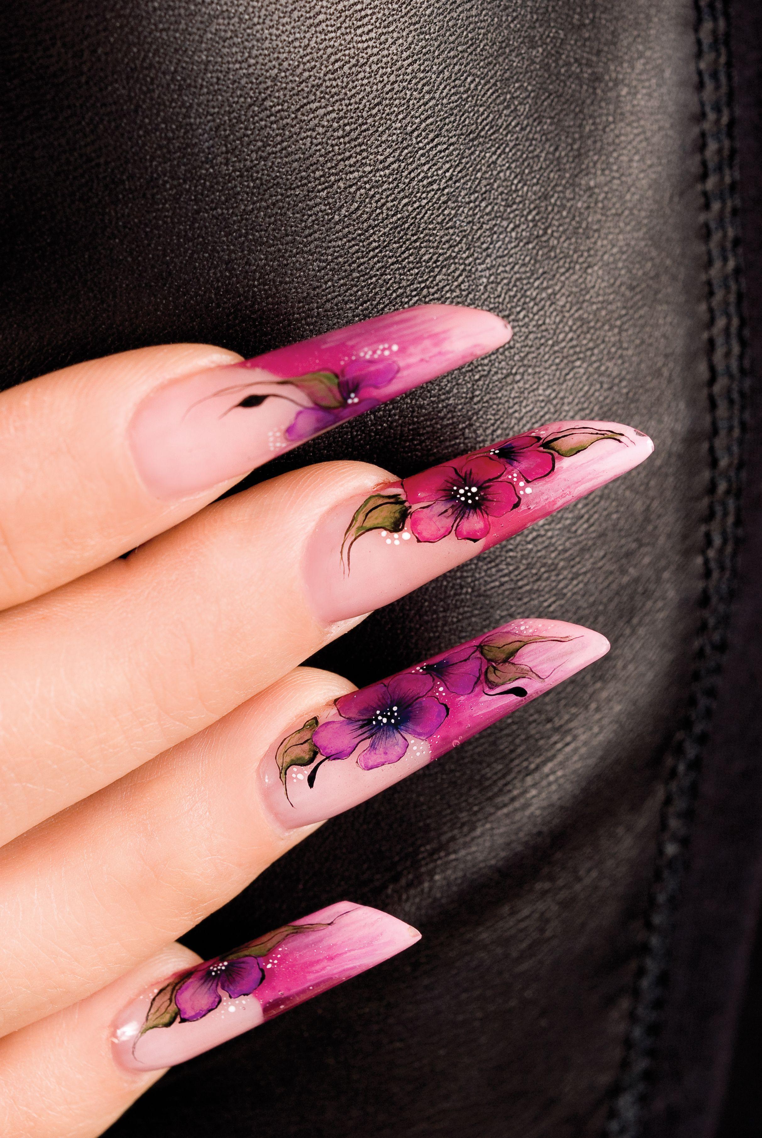 Ansprechend Gelnägel Muster Beste Wahl #crystalnails #nägel #nagelstudio #nailart #muster #gelnägel #babyboomer