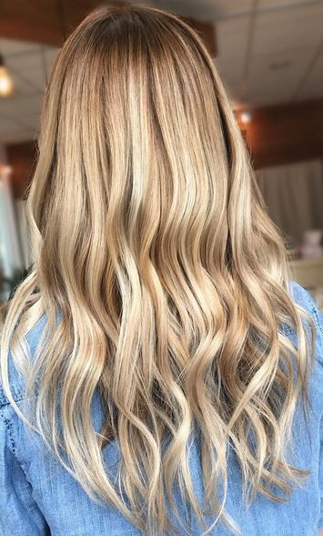 Best Hair Color Ideas 2017 2018 Honey Blonde Highlights