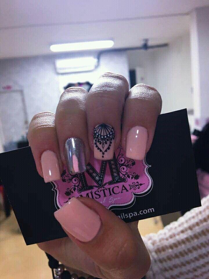 Pin de maribel sepulveda jimenez en uñas | Pinterest | Diseños de ...
