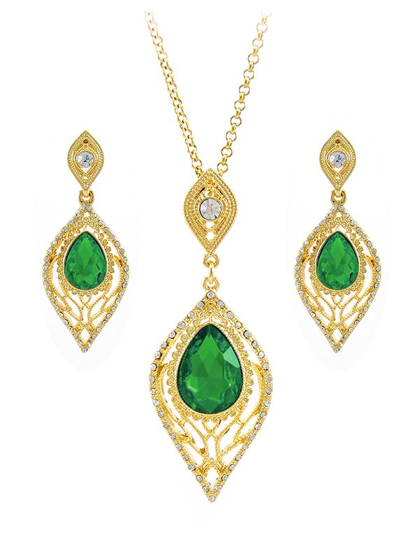 fe6c9ec0e7 wholesale high quality Africa gold plated jewelry sets | Pendant ...