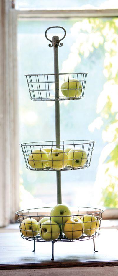 Three Tier Basket Display Stand Price 69 00