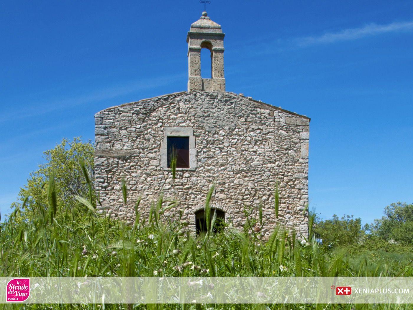 Chiesa di San Magno http://www.lestradedelvinopuglia.it/itinerario/parco-dellalta-murgia/