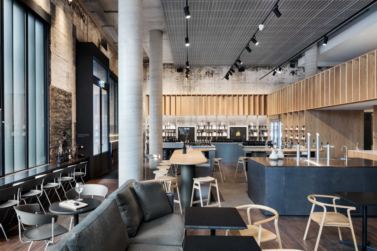 Archive Of Handpicked Wine By Designoffice Located In Sydney Nsw