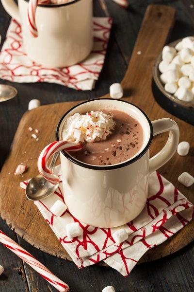 Homemade Peppermint Hot Chocolate by Brent Hofacker on 500px