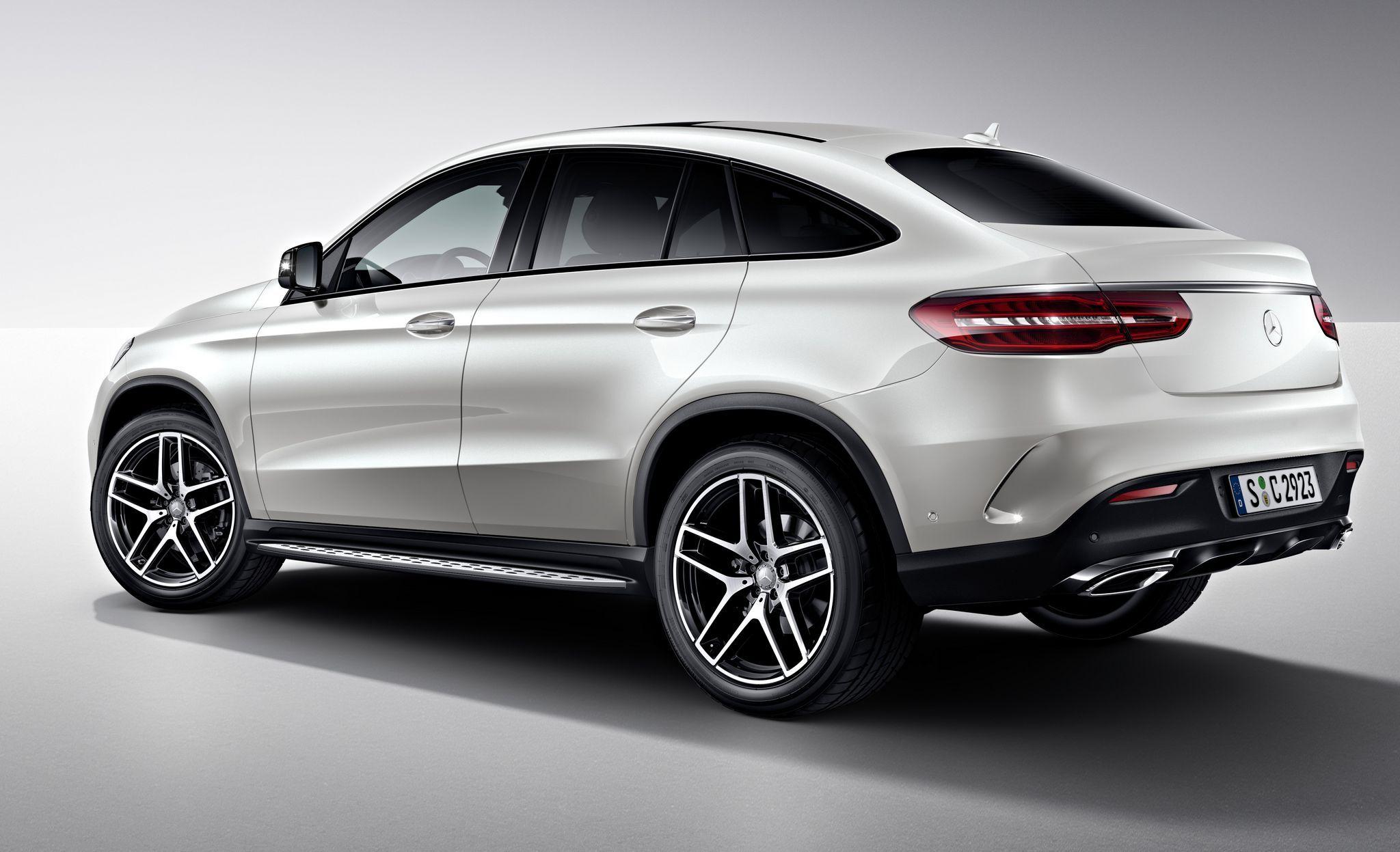 Mercedes Geeft Nieuwe Gle Coupe Prijzen Mee Vanaf 88 Mille