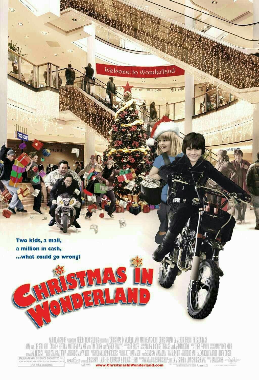 Christmas In Wonderland Christmas Movies Best Christmas Movies Holiday Movie