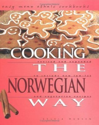 Try some of the Norwegian dishes at home. Beth/ata