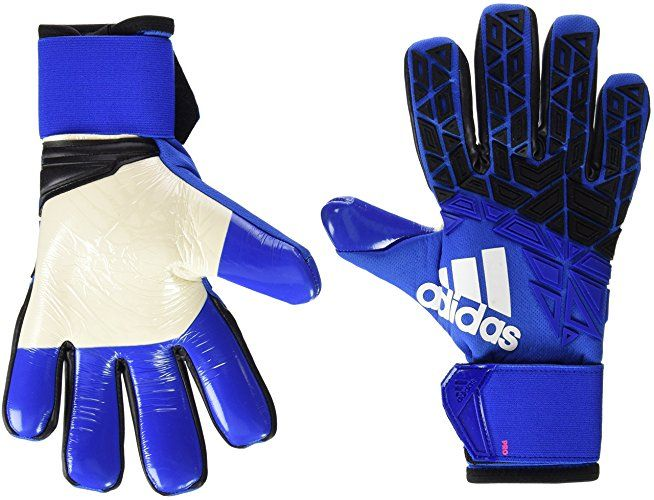 adidas ACE Trans Pro Torwarthandschuh Blau Sport Handschuhe