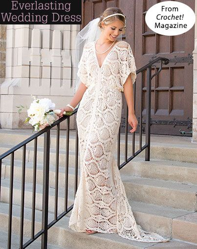 Crochet Spring 2017 Crochet Wedding Dresses Crochet Wedding Dress Pattern Crochet Dress