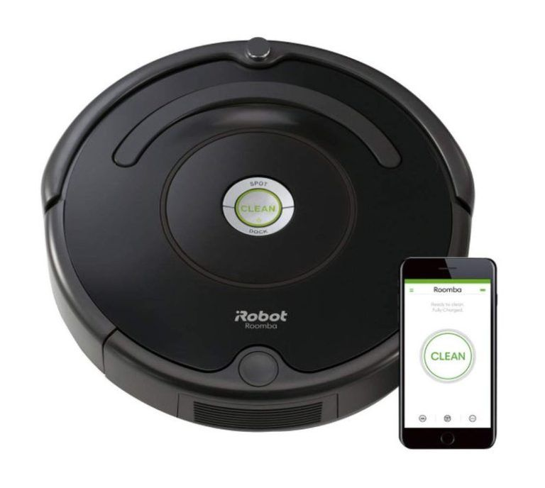 Deal of the Day Save 34 on iRobot Roomba 671 Vacuum