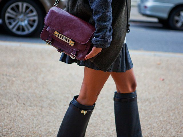 Ps11 Mini Classic Bag By Proenza Schouler Pinned From
