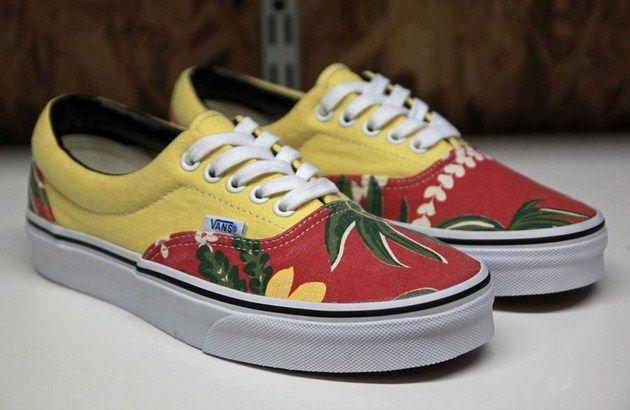 best website 3e305 95727 Vans Era Van Doren-Hawaiian sneakers kicks