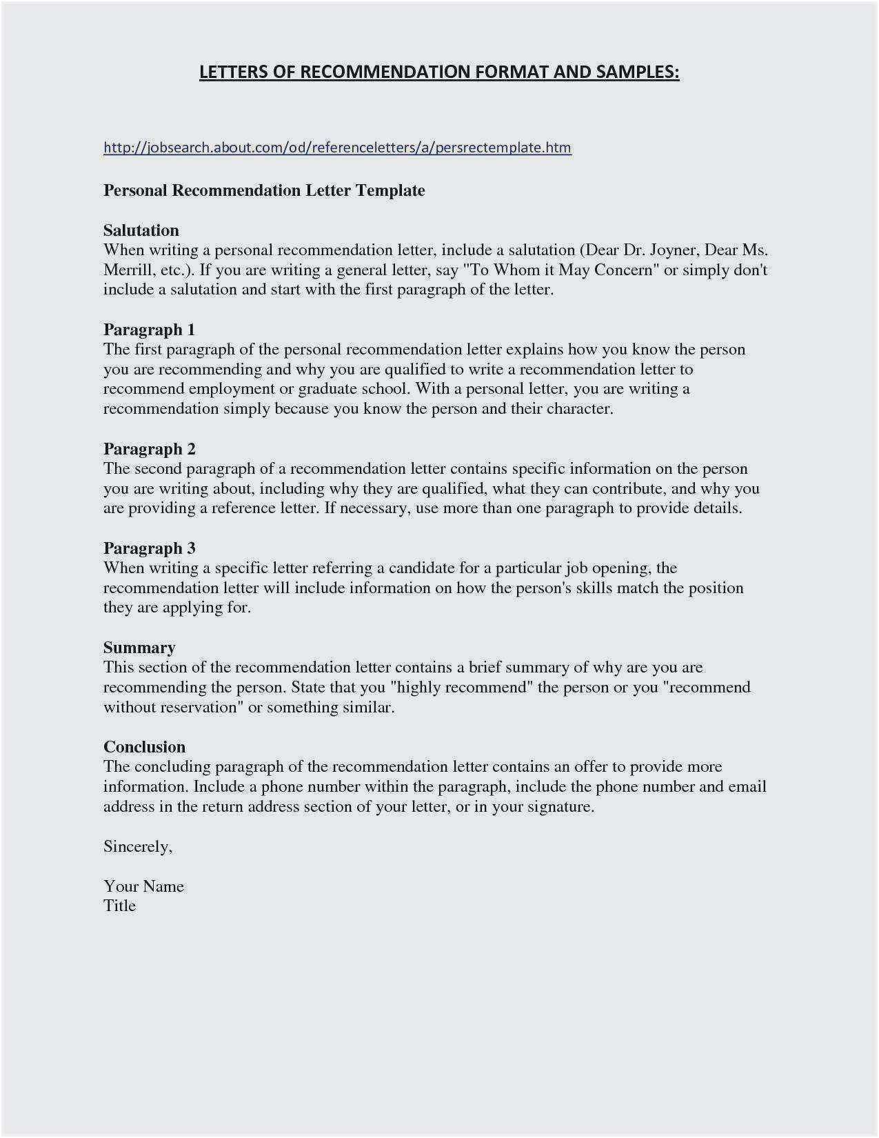 Personal Business Profile Template In