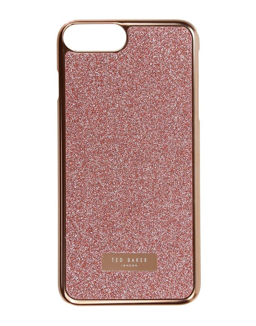 Ted Baker Women s Rico Glitter iPhone 7 Plus Phone Case - Rose Gold ... e463c8d8d1