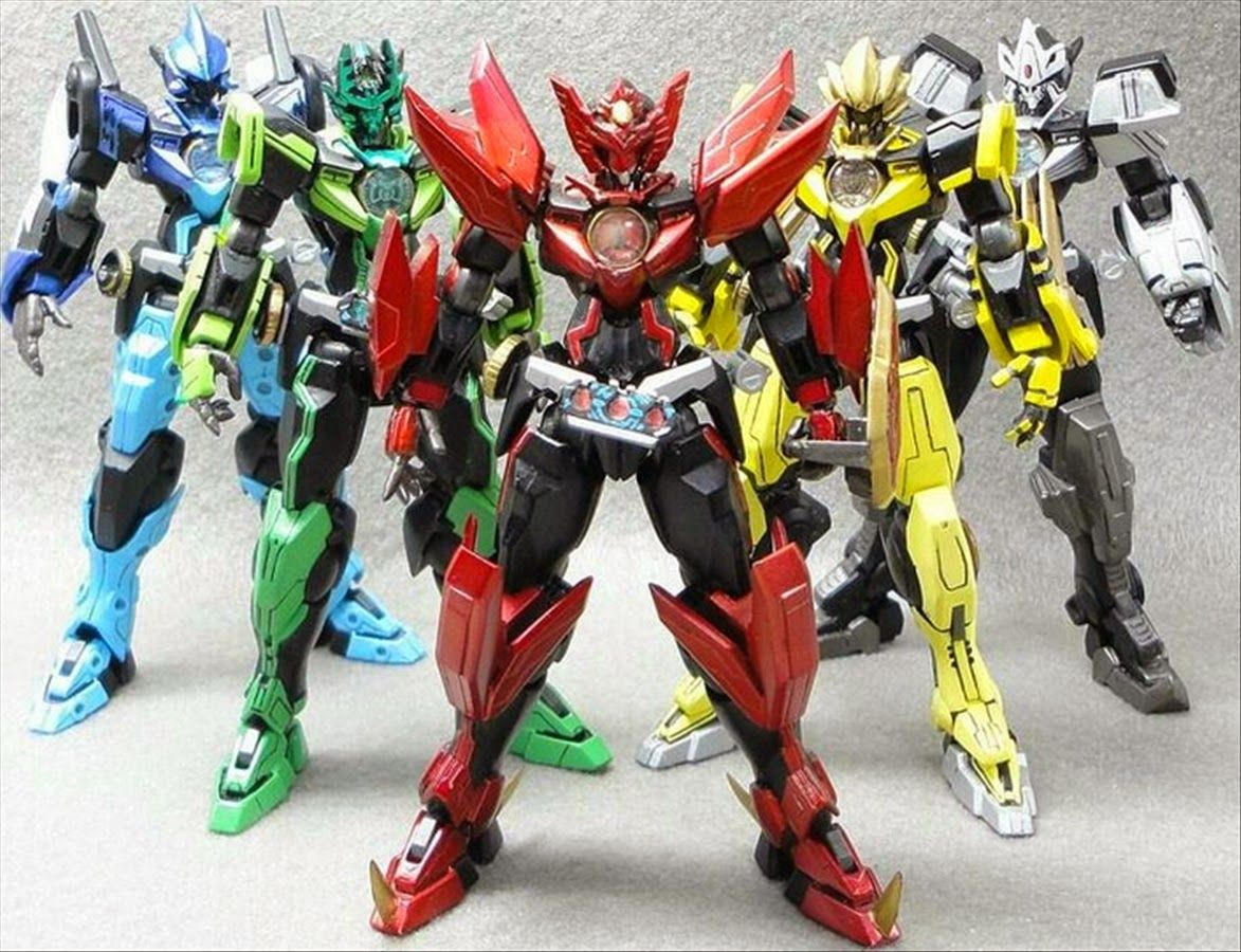 gundam x kamen rider
