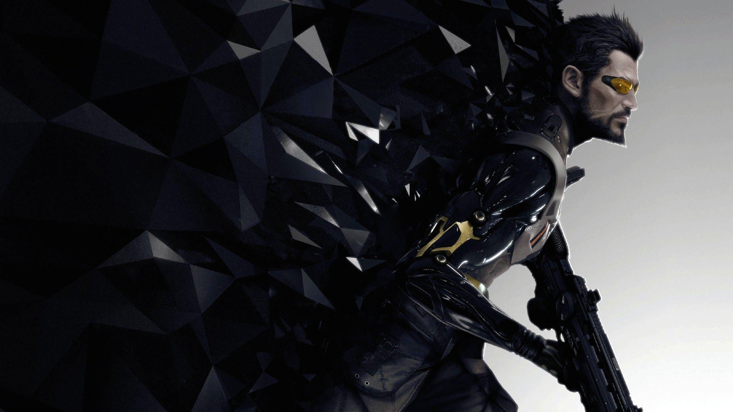 General 2560x1440 Deus Ex Deus Ex Mankind Divided Square Enix Adam Jensen Video Games Deus Ex Mankind Divided Deus Ex Mankind Deus Ex