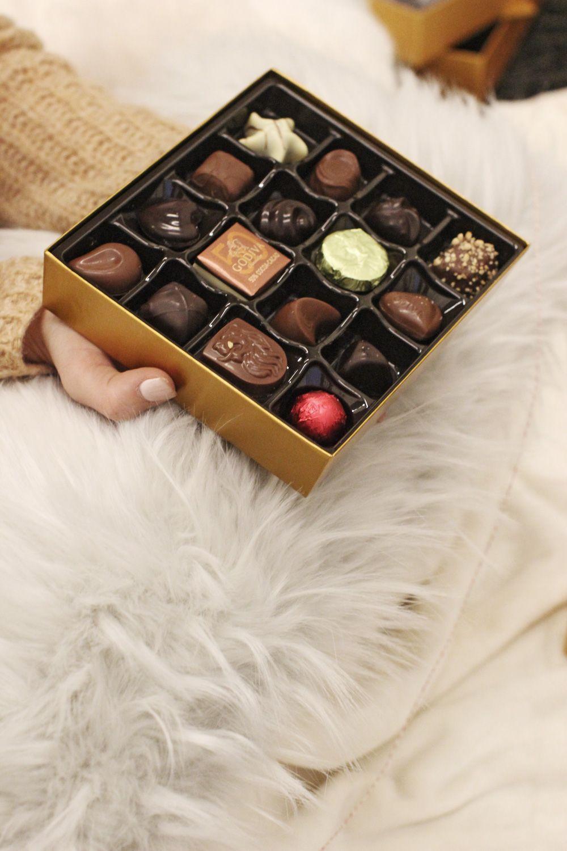 Gifting with godiva expensive chocolate godiva