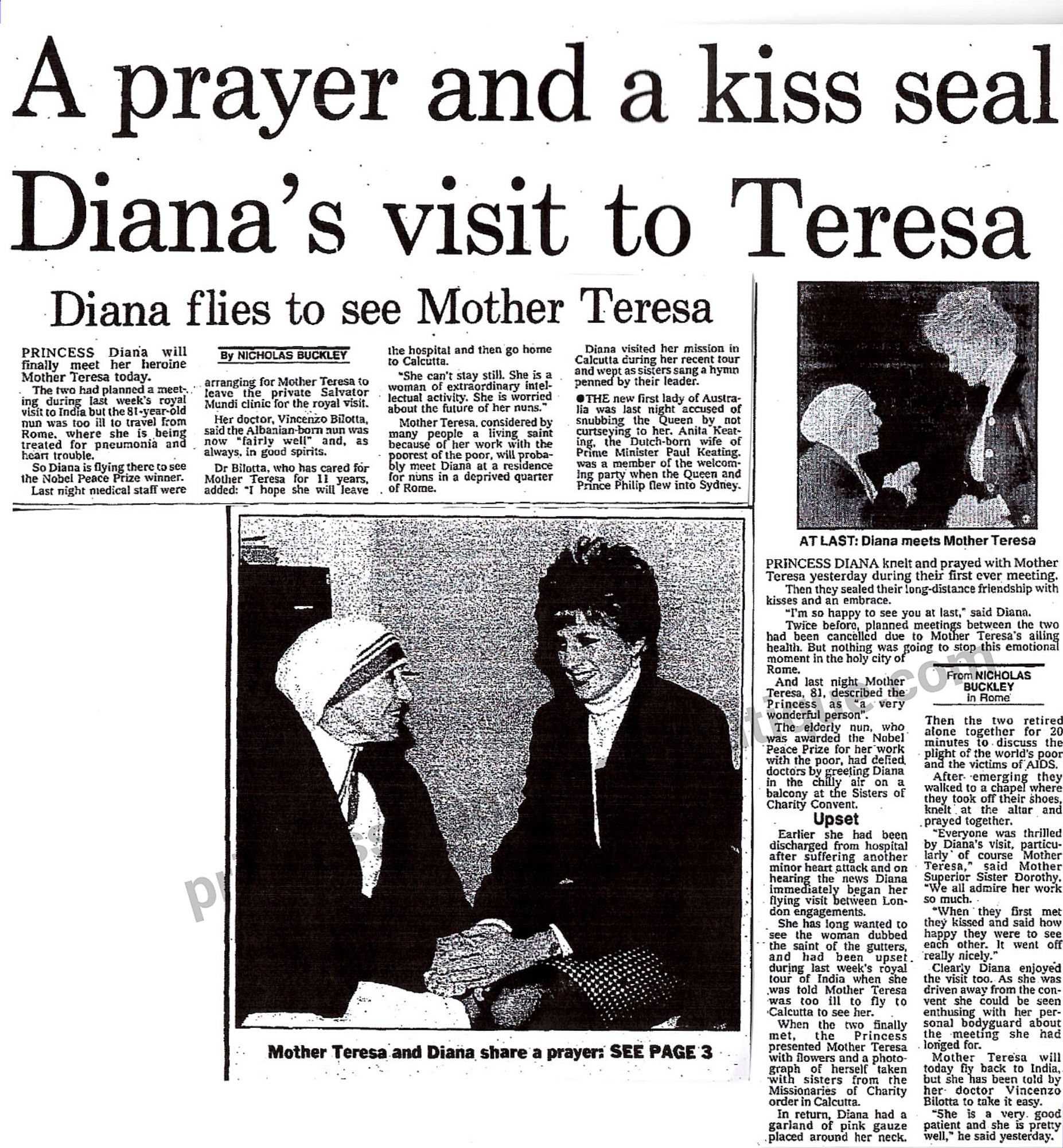 10 Lines On Mother Teresa In English
