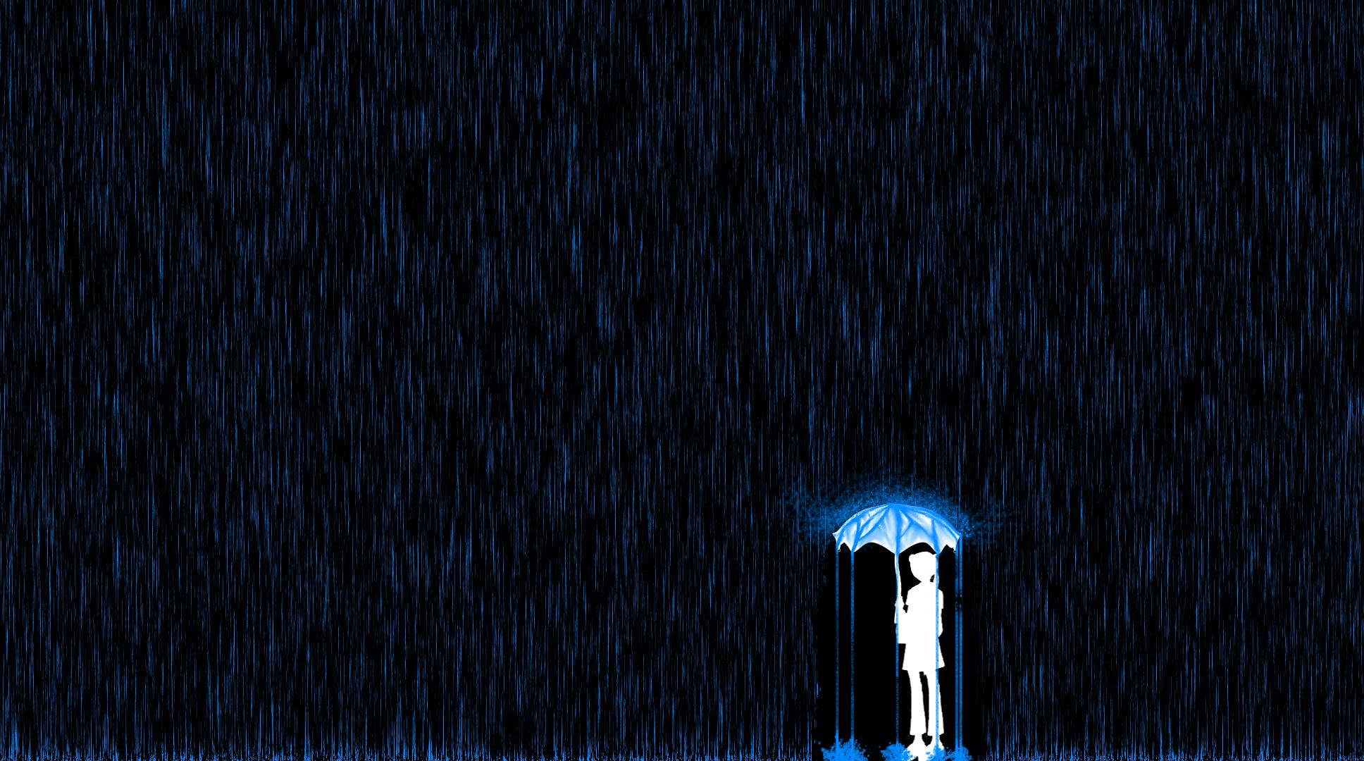 X theme background image - Rainy Day Theme Background Images 1936 X 1080 999 Kb