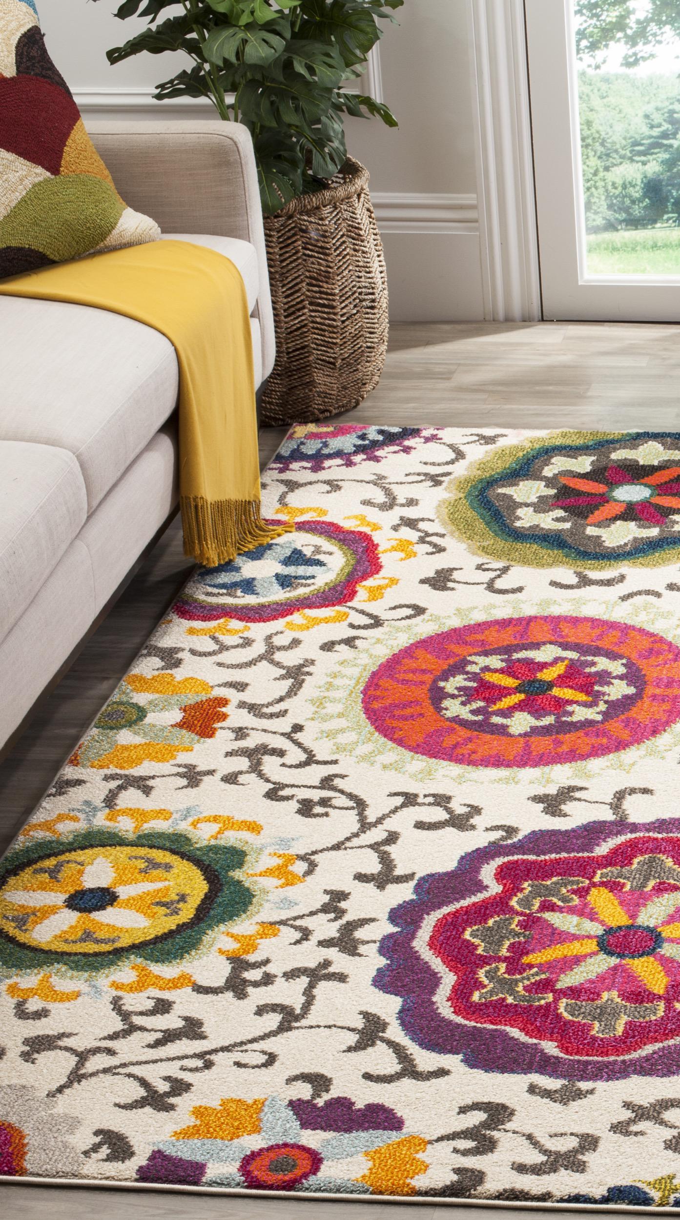 Teppich Salma | Bunte Teppiche, Teppiche und Bunt