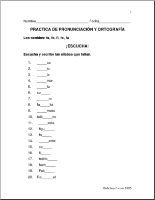 49++ Alive spanish alphabet worksheets Awesome