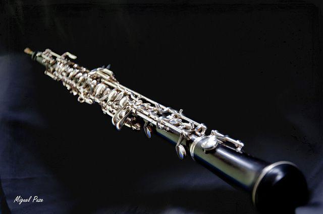 Oboe........my best friend.