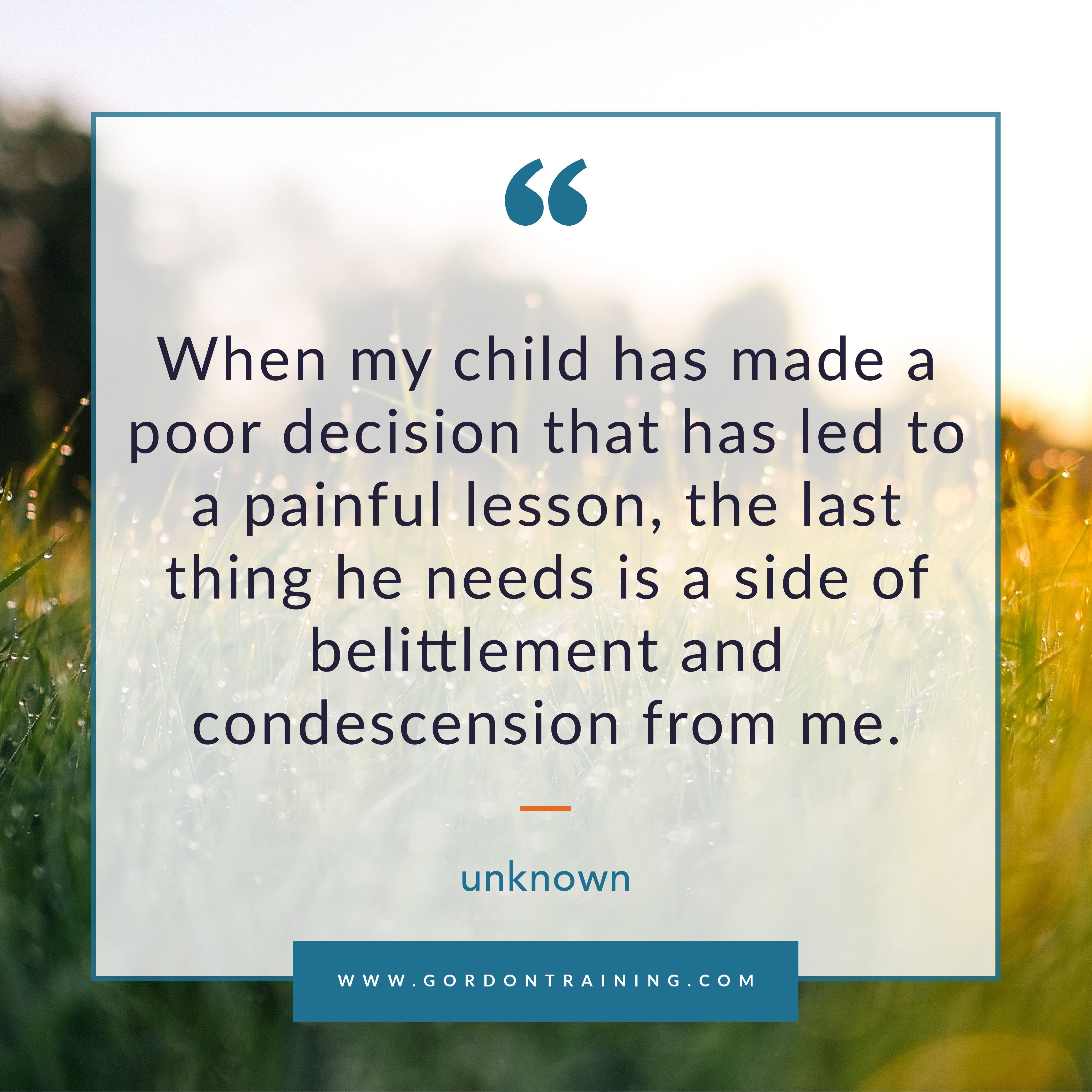 Parenting Communication Empathy Gordonmodel