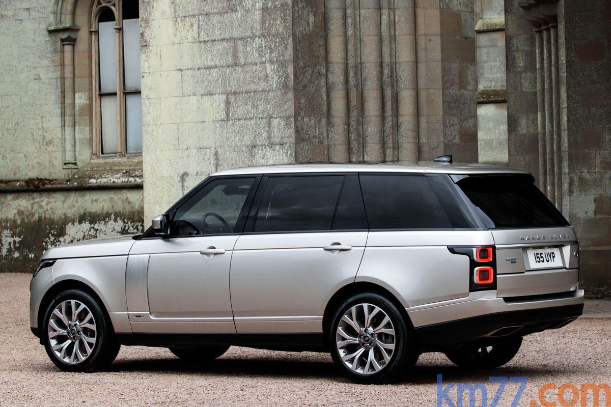 Fotos Exteriores Land Rover Range Rover (2018) km77
