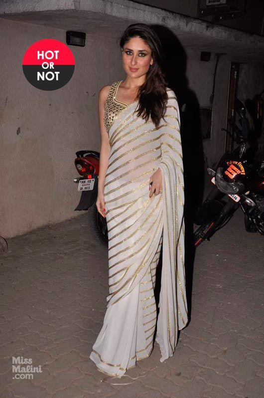 ae9fa7394a Kareena Kapoor Khan #saree | Indian Ethnic Wear | Bollywood saree ...
