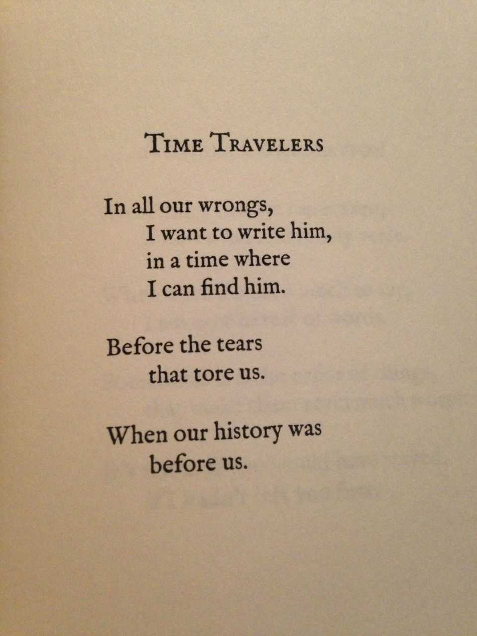 time travelers by lang leav the doctor lang leav quotes poem