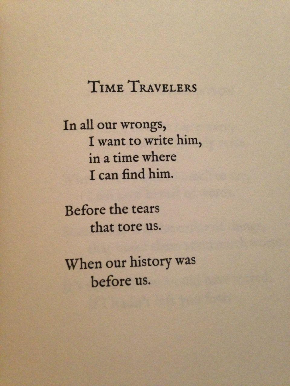 lange citater om kærlighed Time Travelers by Lang Leav | Poetry | Citater, Kærlighed lange citater om kærlighed