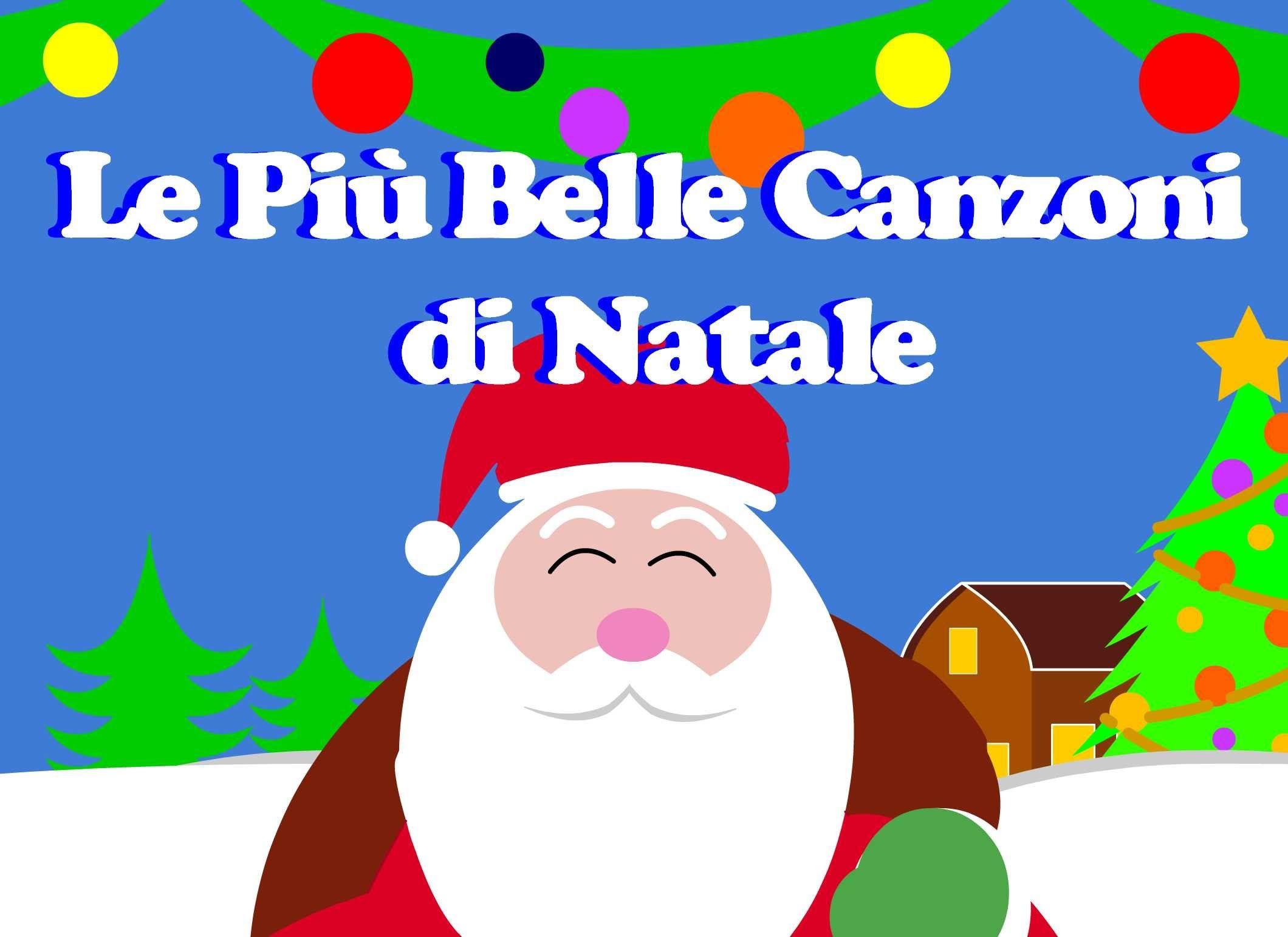 Canzone Di Natale Buon Natale.Le Piu Belle Canzoni Di Natale Animate Buon Natale Merry