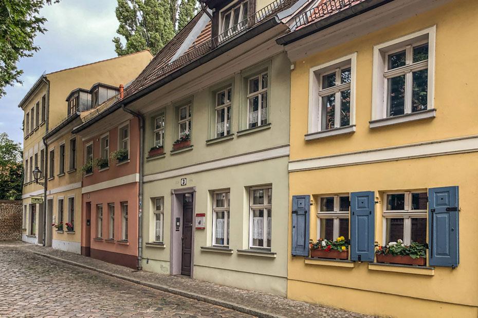 200 Jahre Fontane Auf Seinen Spuren Durch Brandenburg An Der Havel Brandenburg Bunte Hauser Stadt