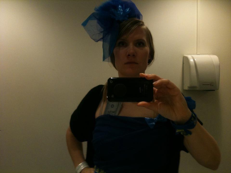 My IKEA dresses. #2 #hat