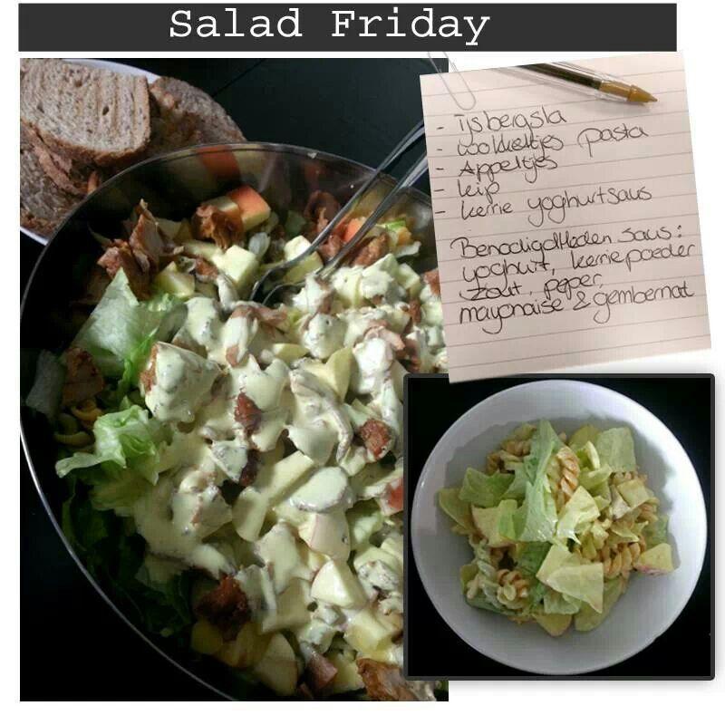 sweet tasty salad