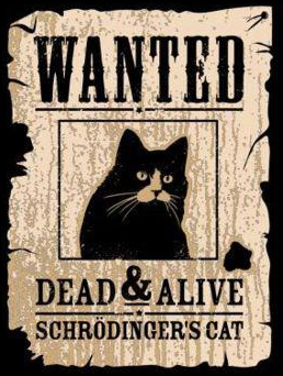 Wanted: Dead AND Alive - Schroedingers Cat
