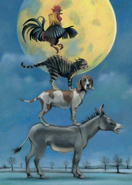Inkognito Illustration Animal Art Antique Illustration