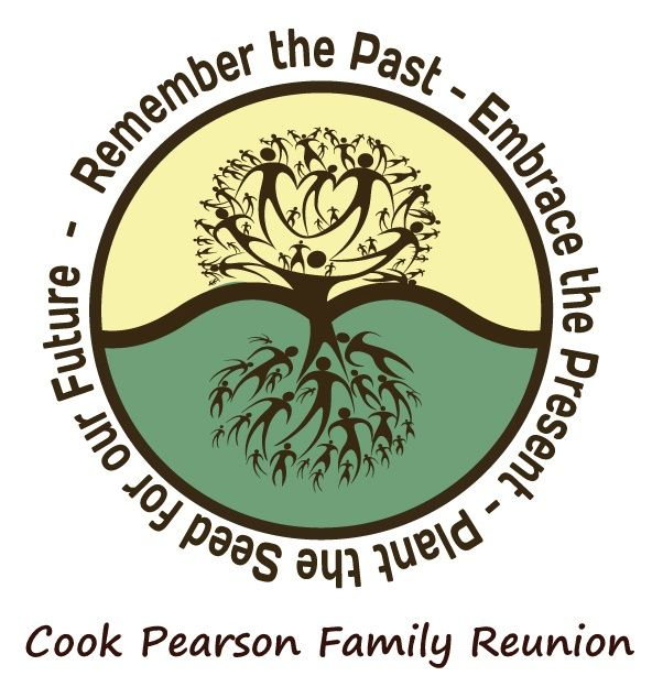 Logo Idea From Cook Pearson Family Reunion I Would Change It To Say Remember The Past
