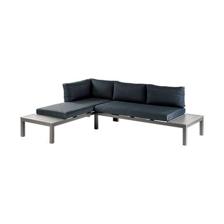 Modulare Gartenlounge Aluminium Aldi Liefert Garten Lounge Lounge Haus