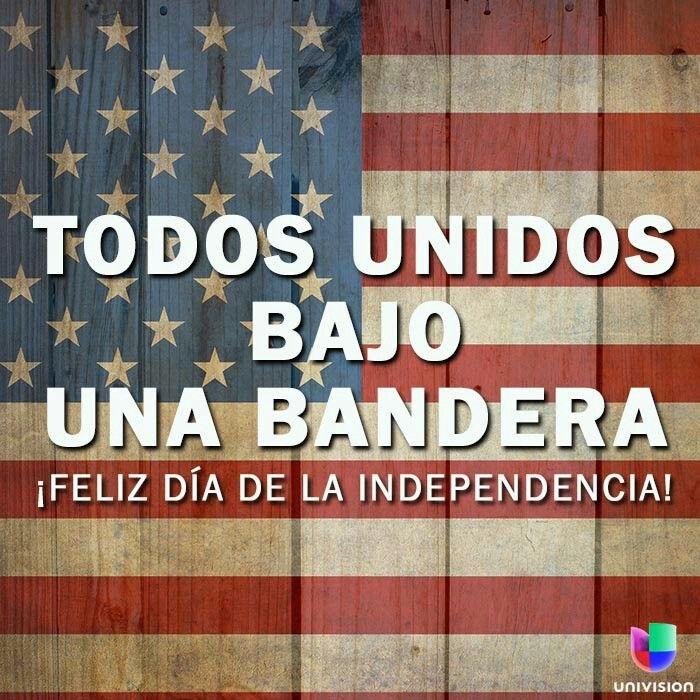 Felicidades USA.