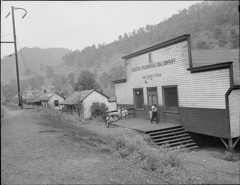 Company storeWV WV Pinterest Virginia, Coal mining
