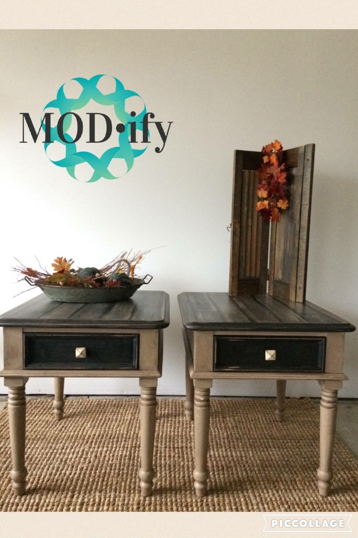 burlap furniture. midnight and burlap are the perfect color match from rethunk junk furniture paint modify did u