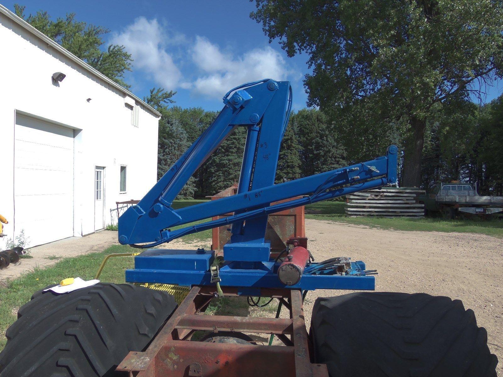 Knuckleboom Articulating Crane   eBay   farm-equip.   Pinterest