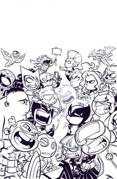 Little Marvel Standee Punch Out Book Hardcover Overstock Com Shopping The Best Deals On Games Activities Cool Cartoon Drawings Marvel Coloring Book Art