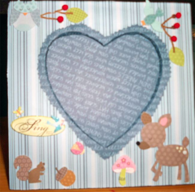 Picture Frame, $10