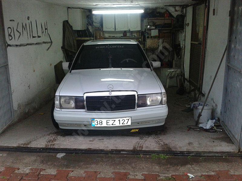 Mercedes 190 E 190 E Arac Temizdir