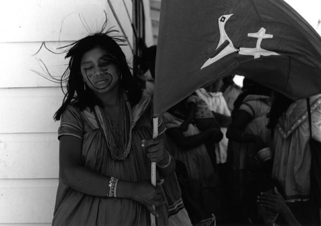 Graciela Iturbide, Mujer guaimie Panamá 1974