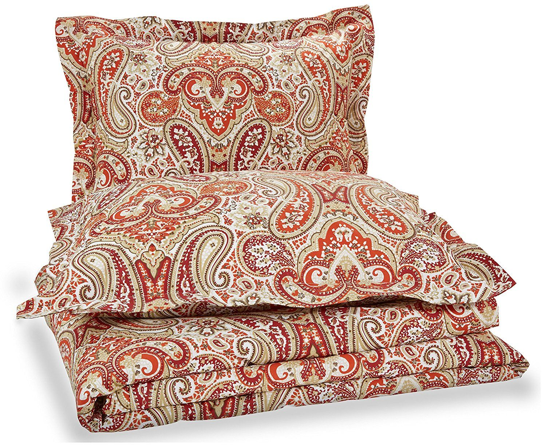 Pinzon Bedding Cotton Duvet Coversduvet